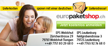 Europaketshop Waldshut in Bad Säckingen