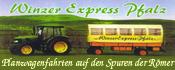 Winzer Express Pfalz in Deutsche Weinstraße