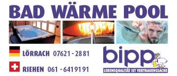 Bad - Wärme - Lebensqualität Bipp GmbH in Lörrach