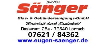 Glas- & Gebäudereinigungs GmbH Sänger in Lörrach