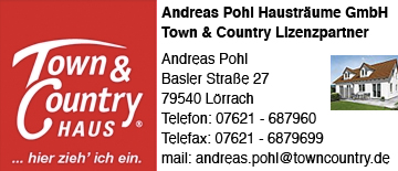 Hausbau Andreas Pohl in Lörrach