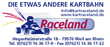 Kartracerland  Raceland GmbH in Lörrach