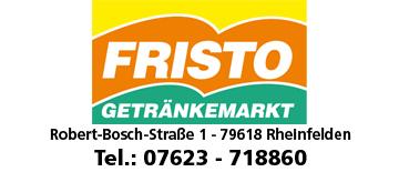 Getränkemarkt FRISTO GmbH  in Rheinfelden