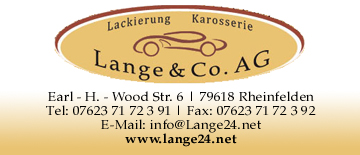 Lange & Co.AG in Rheinfelden