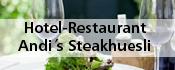 Hotel Restaurant Andi's Steakhüsli in Schopfheim