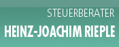 Steuerberater Heinz-JoachimRieple