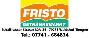 Getränkemarkt Fristo in Waldshut