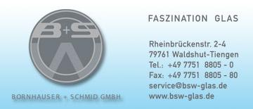 Glasgroßhandel Bornhauser +  Schmid in Waldshut
