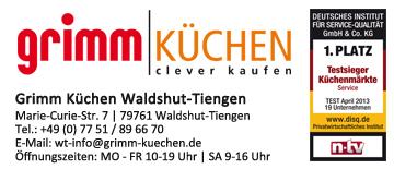 Küchen Grimm Breisach GmbH in Waldshut