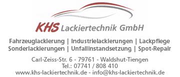 Lackiertechnik KHS GmbH in Waldshut