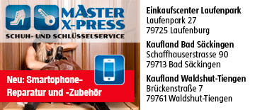 Master X-Press  in Waldshut